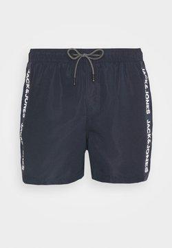Jack & Jones - JJIBALI JJSWIMSHORTS LOGO TAPE - Bañador - navy blazer