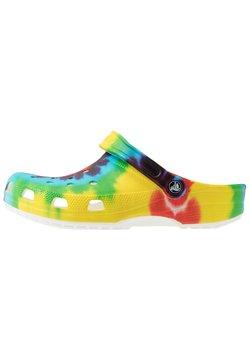 Crocs - CLASSIC TIE DYE GRAPHIC UNISEX - Clogs - multicolor