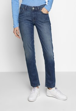 Marc O'Polo - TROUSER - Jeans a sigaretta - light summer wash