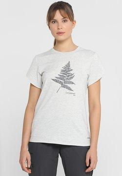 Schöffel - SWAKOPMUND - T-Shirt print - white