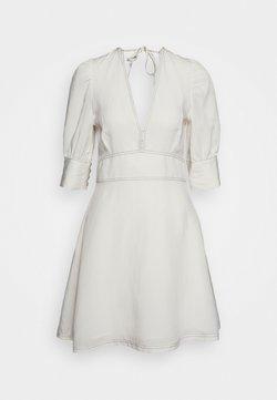 Won Hundred - LUNA - Kjole - seedpearl white