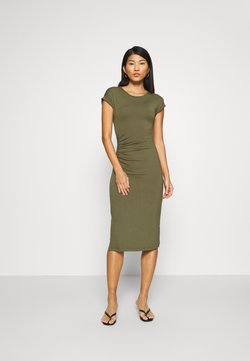 Anna Field - Vestido de tubo - olive