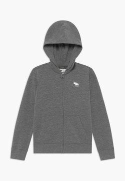 Abercrombie & Fitch - ICON  - Sweatjacke - grey