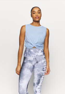 Free People - MOVEMENT UNDERTOW TANK - Top - sky