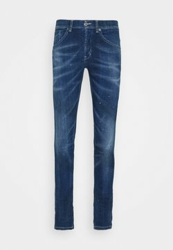 Dondup - PANTALONE GEORGE - Jeans Slim Fit - blue denim