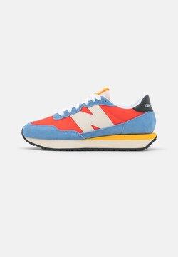 New Balance - WS237 - Sneakersy niskie - ghostpepper/stellarblue