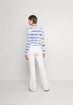 BDG Urban Outfitters - TIE DYE TWIN SET - Gilet - blue