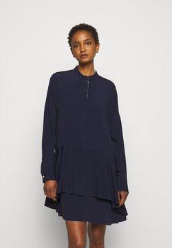 PS Paul Smith - WOMENS DRESS - Blusenkleid - navy