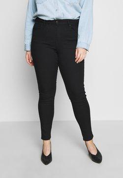 Evans - Slim fit jeans - black