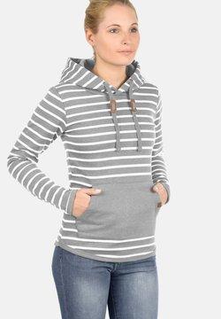 Blendshe - CARINA - Kapuzenpullover - grey