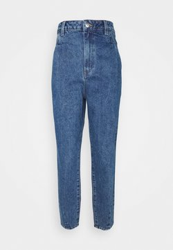 Object Tall - OBJMILA SLOUCHY  - Jeans Relaxed Fit - medium blue denim