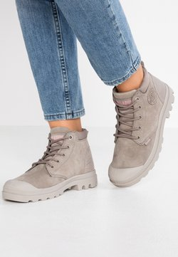 Palladium - LOW CUF LEA  - Ankle Boot - moonrock