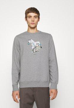 PS Paul Smith - FIT ZEBRA UNISEX - Sweatshirt - grey