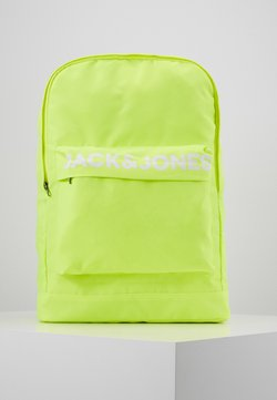 Jack & Jones Junior - JACCHAD BACKPACK - Reppu - safety yellow