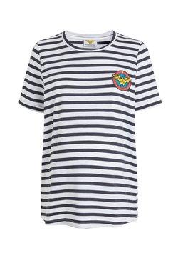 Next - T-Shirt print - white