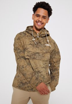 The North Face - PRINTED CLASS FANORAK - Outdoor jakke - olive
