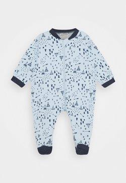 Jacky Baby - SCHLAFANZUG NATIVE RACCOON - Pyjama - light blue