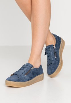 Gabor - Trainers - winter blau/natur