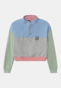 New Look 915 Generation - PASTEL BLOCKING ZIP  - Sudadera - multi-coloured