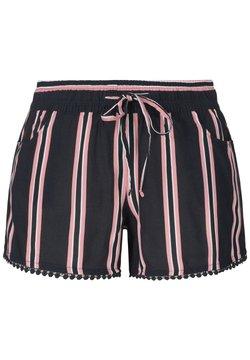 Fresh Made - Shorts - stripes navy
