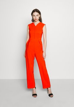 Closet - SLEEVELESS VNECK - Combinaison - orange