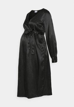 MAMALICIOUS - MLSHELBY DRESS - Sukienka koktajlowa - black