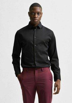 Selected Homme - Camicia elegante - black