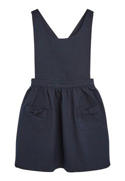Next - BOW PINAFORE  - Freizeitkleid - blue