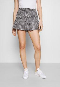 Hollister Co. - Shorts - black gingham