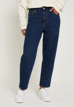 Levi's® - LOOSE TAPER CROP - Jeans baggy - at the ready loose