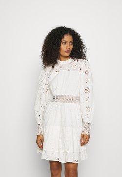 AllSaints - ANNASIA DRESS - Robe d'été - chalk white