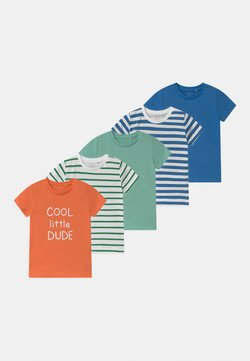 Name it - NBMBJARKE 5 PACK - T-shirt con stampa - melon