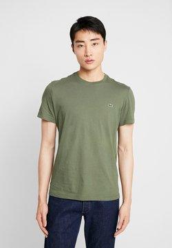Lacoste - Camiseta básica - aucuba