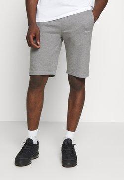 Calvin Klein - LOGO EMBROIDERY  - Jogginghose - grey