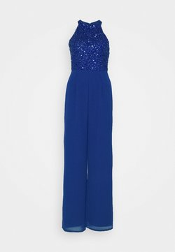 Lace & Beads - AVA - Overall / Jumpsuit - strong blue