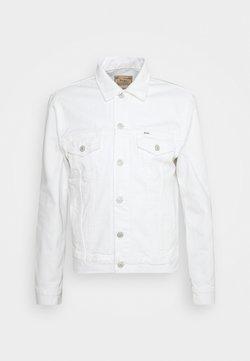 Polo Ralph Lauren - ICON TRUCKER JACKET - Jeansjakke - adamson white