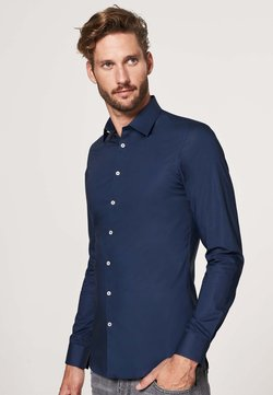 PROFUOMO - SUPER SLIM FIT - Hemd - navy