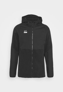Nike Performance - Veste polaire - black/black/white/reflective silver