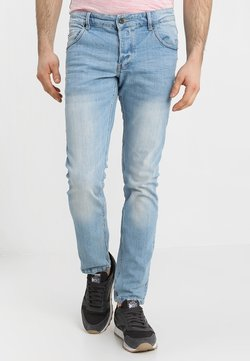 Solid - DEXTER STRETCH - Jeans slim fit - light used