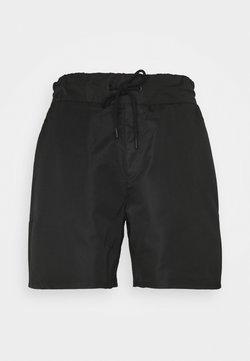 NU-IN - RUNNING - Korte broeken - black