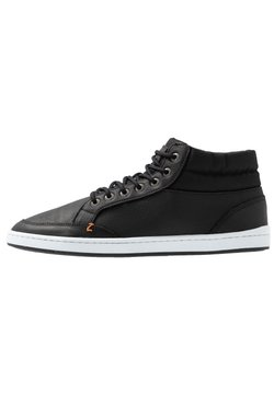 HUB - INDUSTRY - Sneakers hoog - black/white