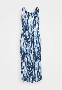 Simply Be - DRESS - Maxikleid - blue