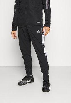 adidas Performance - TIRO 21 - Spodnie treningowe - black
