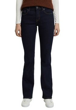 Esprit - Flared Jeans - blue rinse