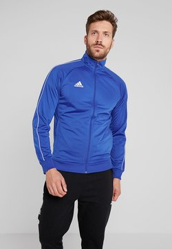 adidas Performance - CORE ELEVEN FOOTBALL TRACKSUIT JACKET - Trainingsjacke - blue/white