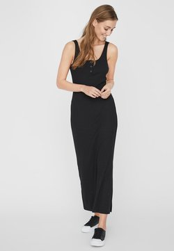Noisy May - Maxi-jurk - black