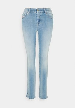 Diesel - D-SANDY - Jeans slim fit - light blue