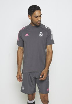 adidas Performance - REAL MADRID FOOTBALL SHORT SLEEVE  - Klubtrøjer - grefiv