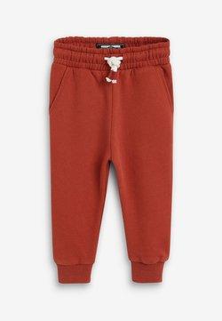 Next - SOFT TOUCH - Pantalones deportivos - orange