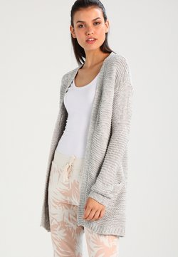 Vero Moda - VMNO NAME - Gilet - light grey melange